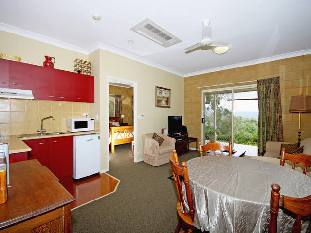 Wallaby Ridge Retreat - Accommodation Gold Coast