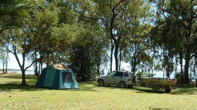 Weipa Caravan Park  Camping Ground - Accommodation Gold Coast