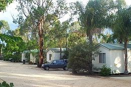 Yallakool Caravan Park on Bjelke-Petersen Dam - Accommodation Gold Coast