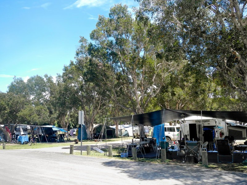 Diamond Head campground - Accommodation Gold Coast