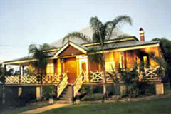 Cooloola Country Bed  Breakfast - Accommodation Gold Coast