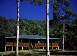 The Barringtons Country Retreat - Accommodation Gold Coast