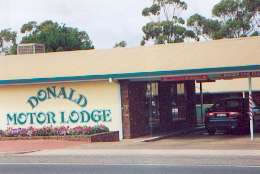 DONALD MOTOR LODGE - Accommodation Gold Coast