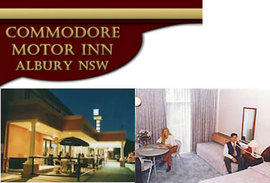 Commodore Motor Inn - Accommodation Gold Coast