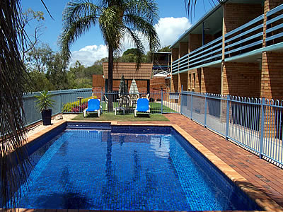 Tannum on the Beach Motel - Accommodation Gold Coast