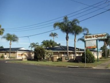Town and Country Motor Inn Tamworth - Accommodation Gold Coast