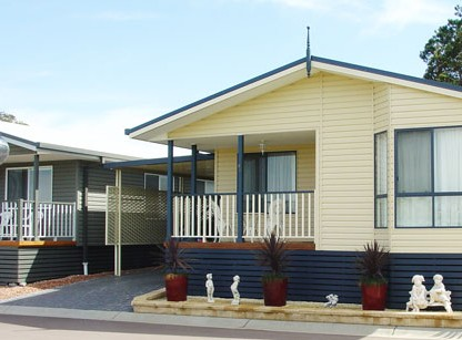 Palm Valley Motel And Home Village - Accommodation Gold Coast