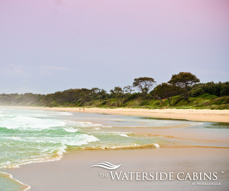 Waterside Cabins at Woolgoolga - Accommodation Gold Coast
