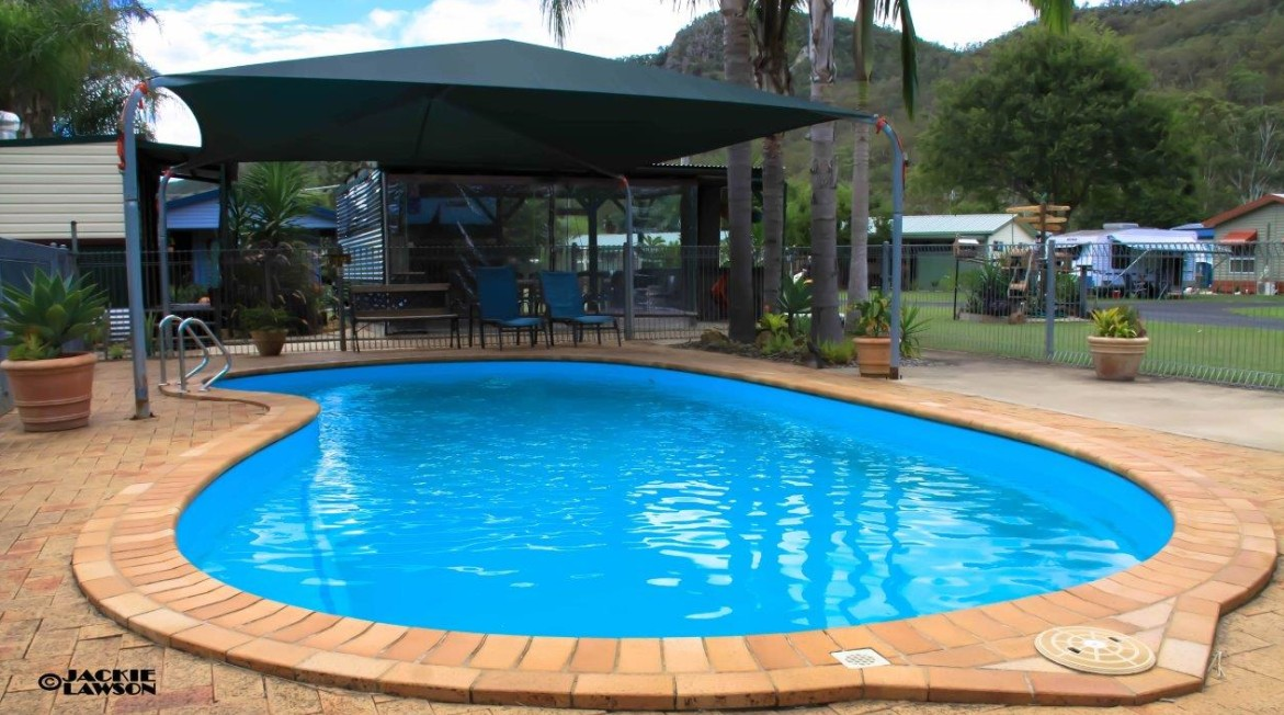 Esk Caravan Park And Rail Trail Motel - Accommodation Gold Coast