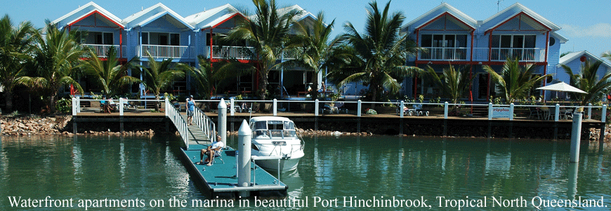 Ripples On The Marina Port Hinchinbrook - Accommodation Gold Coast