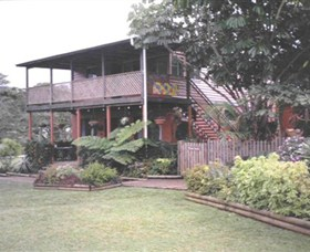 Explorers' Haven Eungella Edge - Accommodation Gold Coast