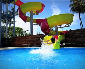 BIG4 Capricorn Palms Holiday Village - Accommodation Gold Coast