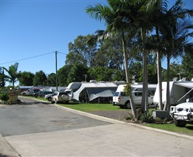 Ocean View Caravan and Tourist Park - Accommodation Gold Coast