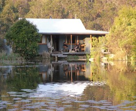 Barney Creek Vineyard Cottages - Accommodation Gold Coast
