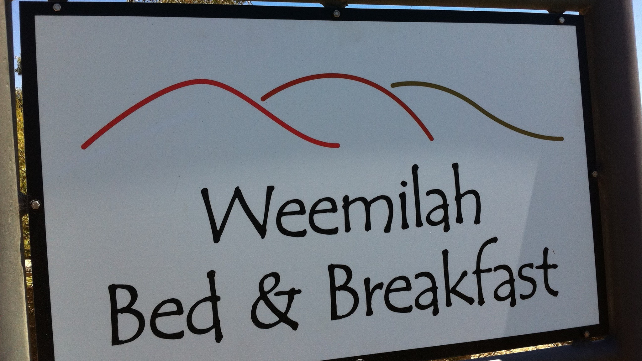 Weemilah Bed and Breakfast - Accommodation Gold Coast