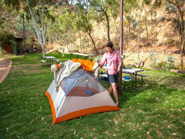 Standley Chasm Angkerle Camping - Accommodation Gold Coast