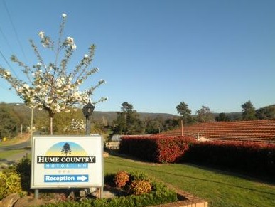Hume Country Motor Inn - Accommodation Gold Coast