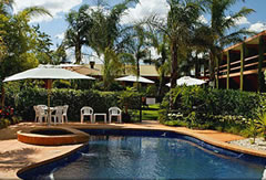 Crystal Fountain Motel - Accommodation Gold Coast