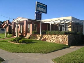 Golden Chain Murray River Motel - Accommodation Gold Coast