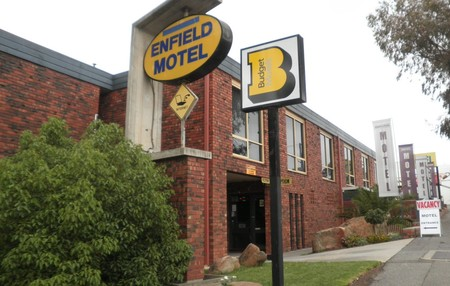 Enfield Motel - Accommodation Gold Coast