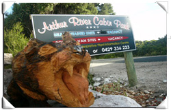 Arthur River Cabin Park - Accommodation Gold Coast