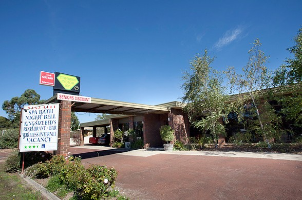 Statesman Motor Inn - Accommodation Gold Coast