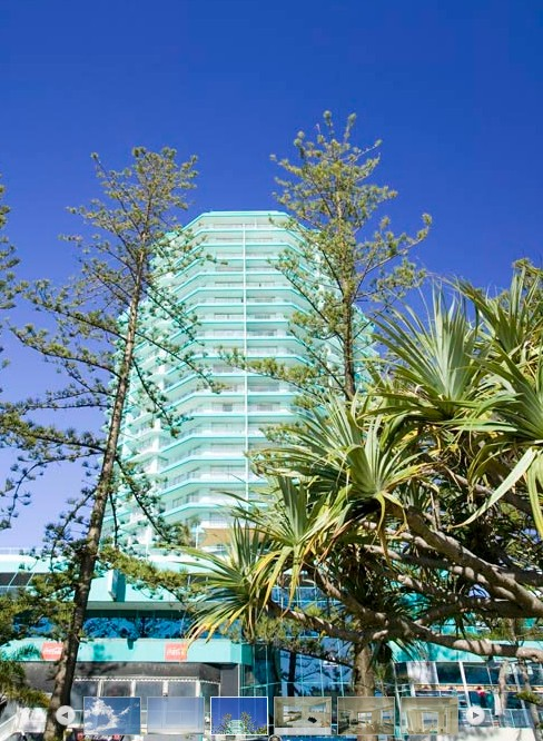 Ocean Plaza Resort - Coolangatta - Accommodation Gold Coast
