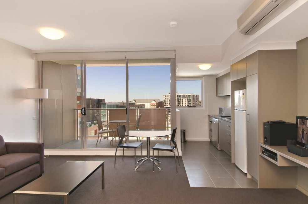 Chifley Apartments Newcastle - Accommodation Gold Coast