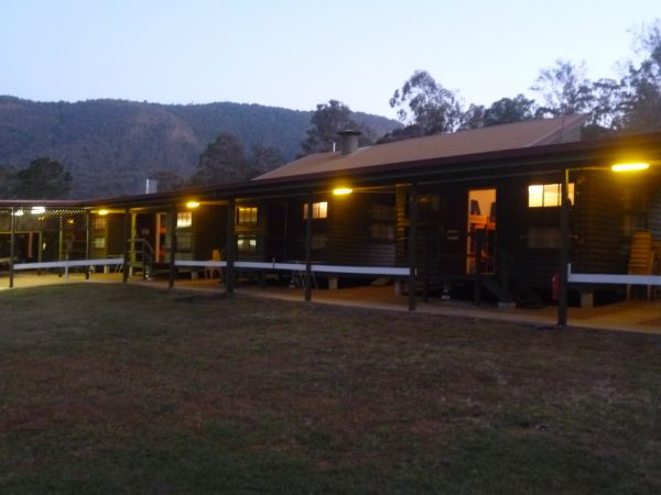 Christmas Creek Cafe and Cabins - Accommodation Gold Coast