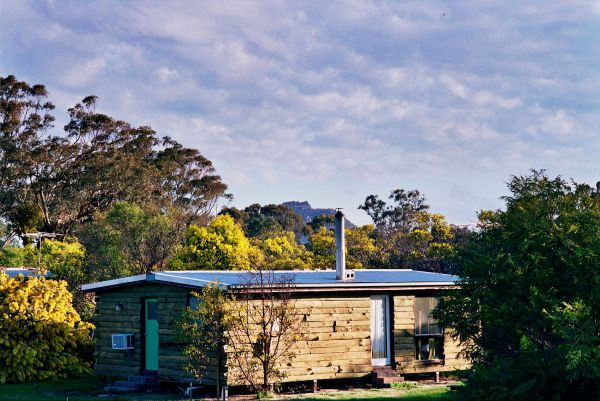 Mount Zero Log Cabins - Accommodation Gold Coast