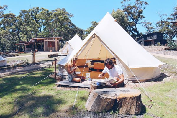 Bay of Fires Bush Retreat - Accommodation Gold Coast