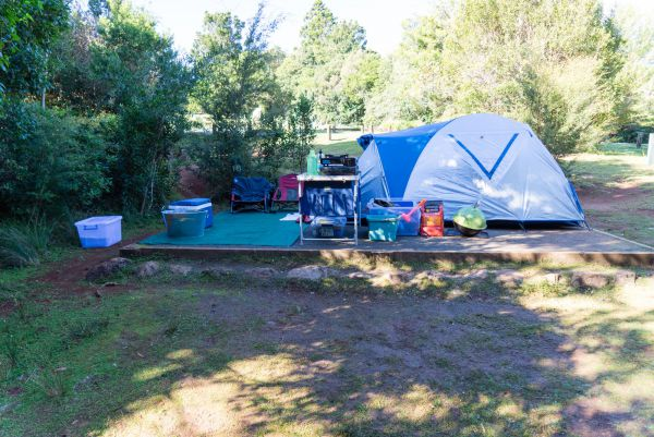 Lamington National Park Camping Ground - Accommodation Gold Coast