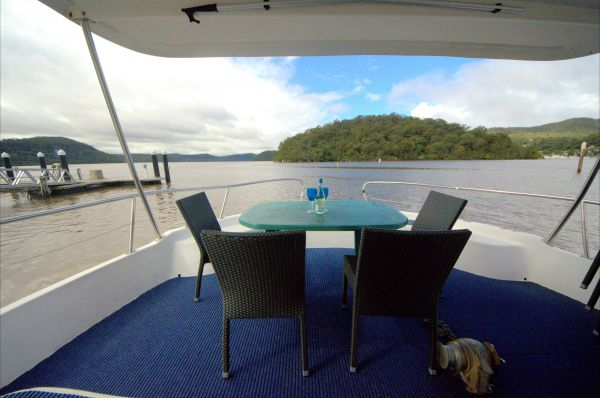 Luxury Afloat Hawkesbury River and Brooklyn - Accommodation Gold Coast