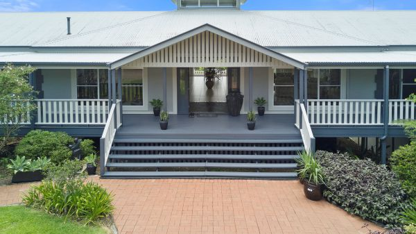 The Country House at Hunchy Luxury Bed and Breakfast Accommodation - Accommodation Gold Coast