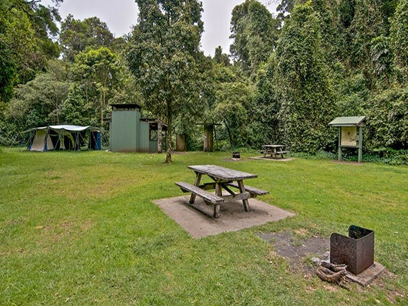 Forest Tops campground - Accommodation Gold Coast