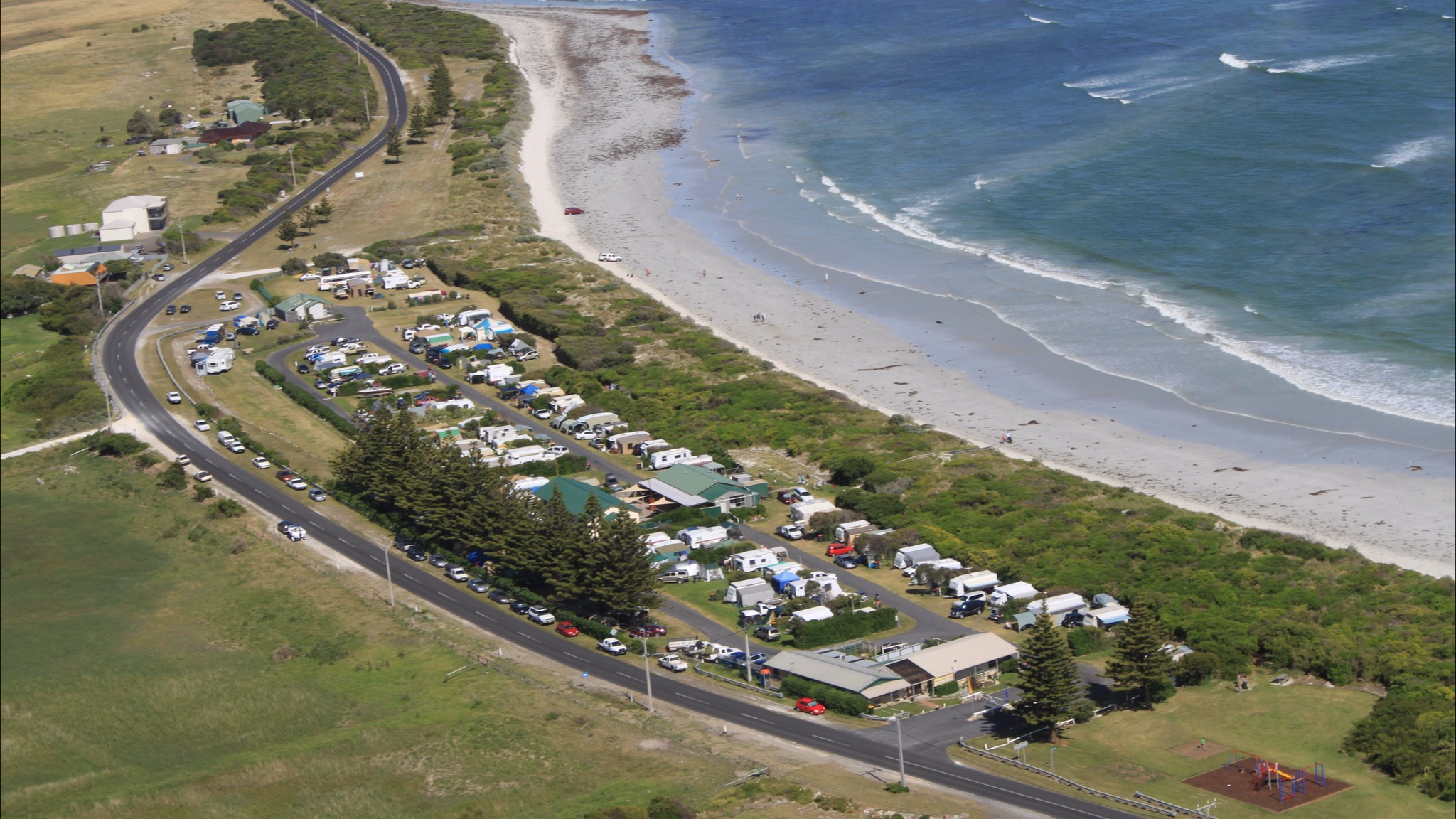Port MacDonnell Foreshore Tourist Park - Accommodation Gold Coast