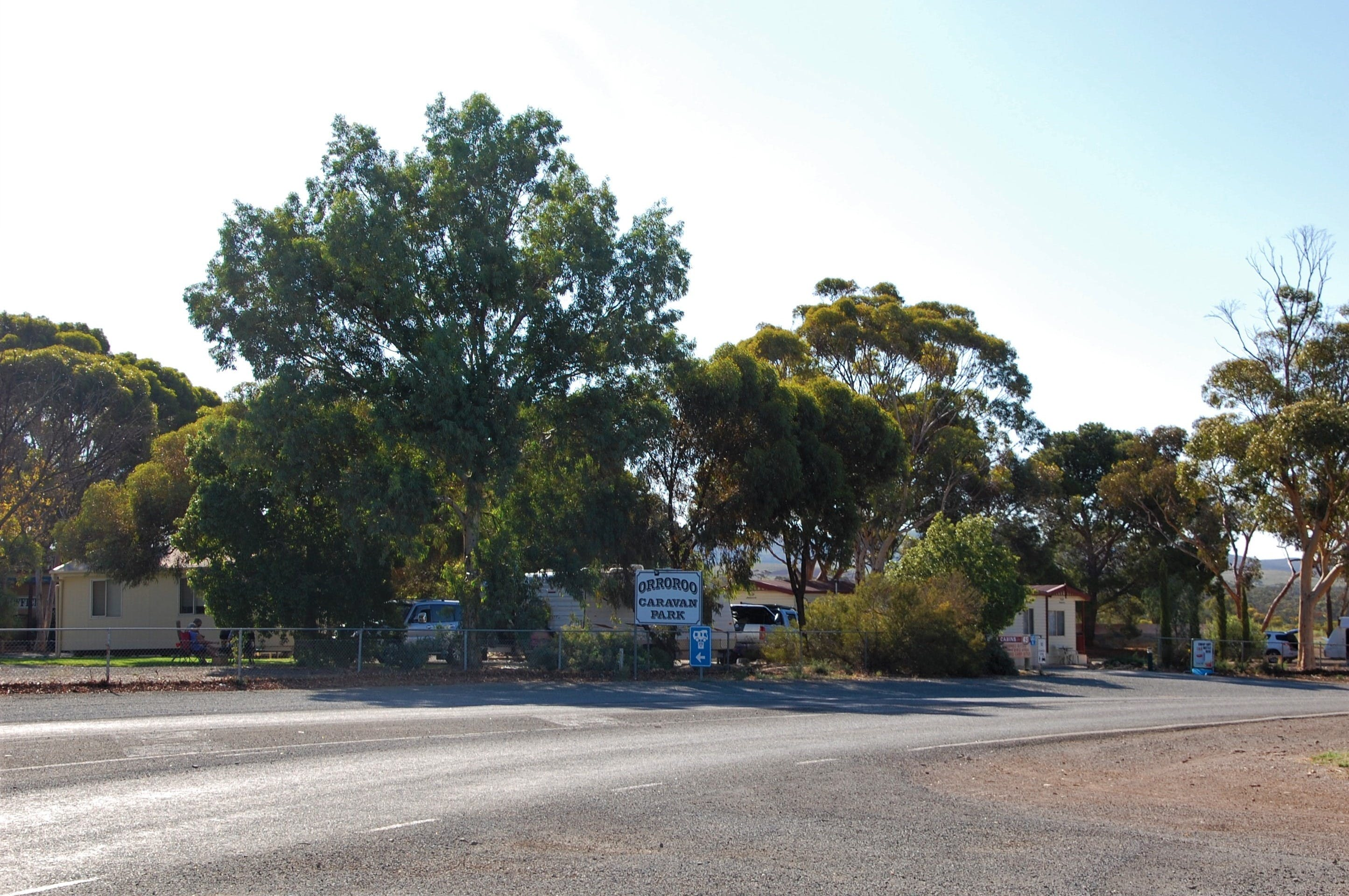 Orroroo Caravan Park - Accommodation Gold Coast