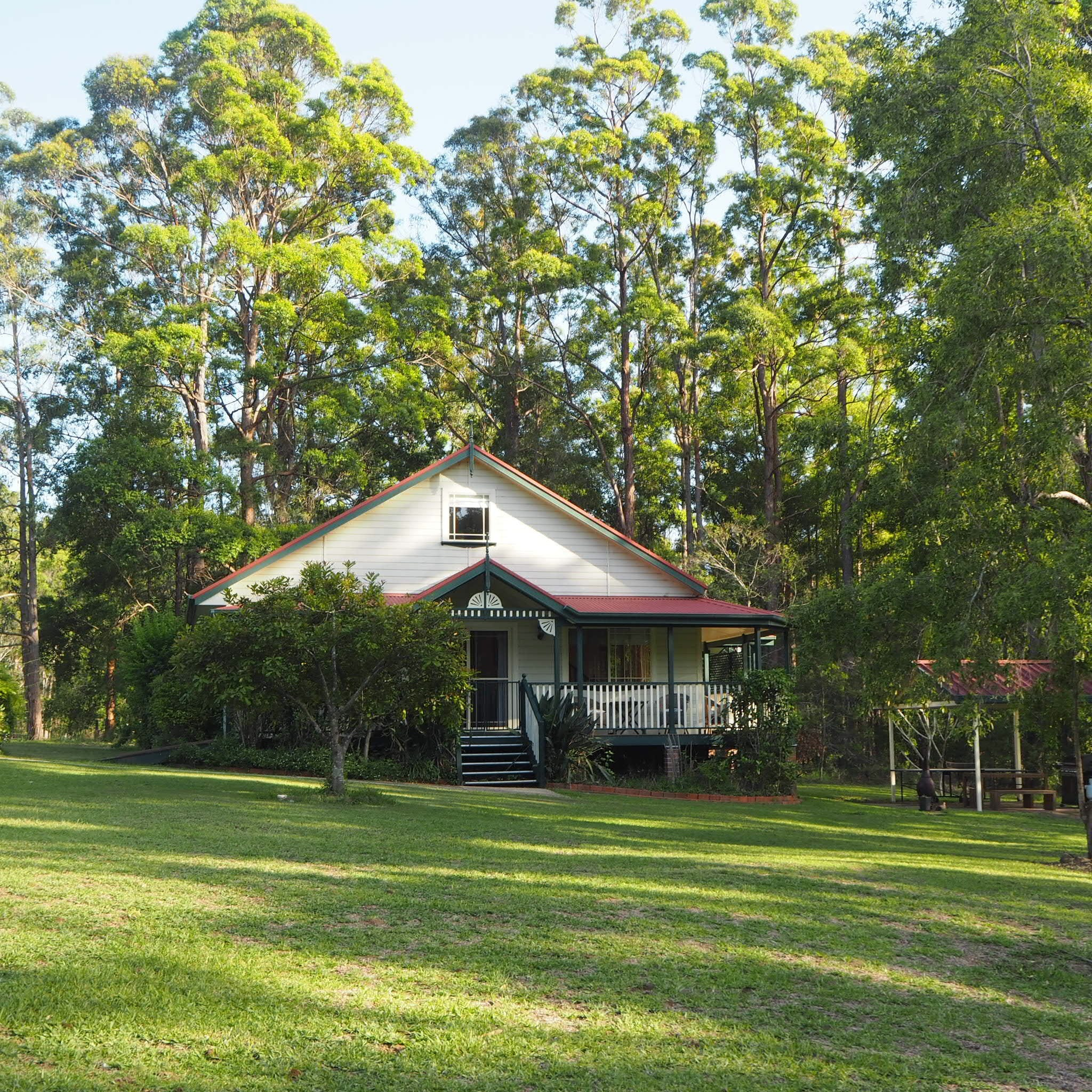 Telegraph Retreat Cottages - Accommodation Gold Coast