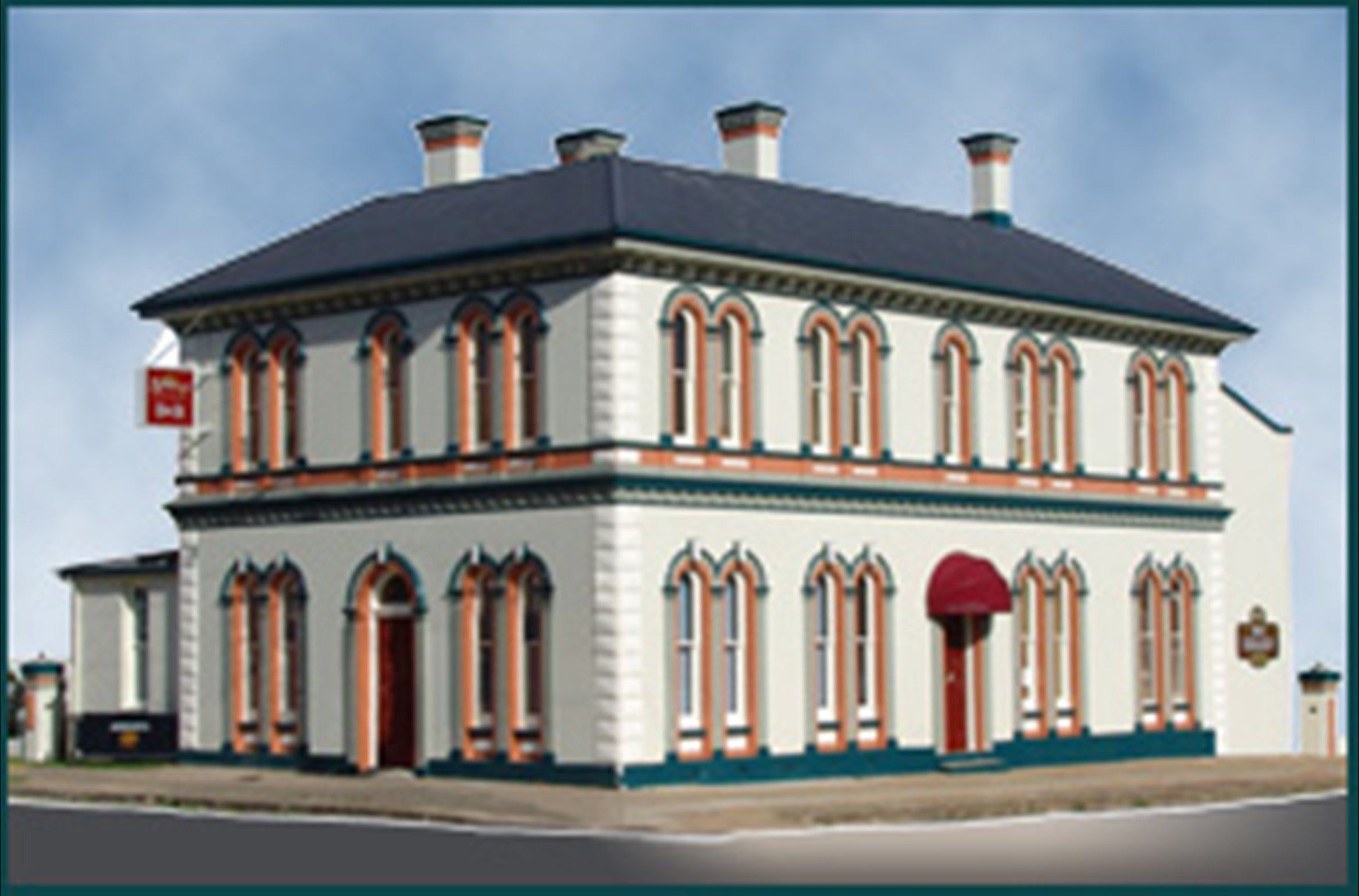 Heritage Guest House - Accommodation Gold Coast
