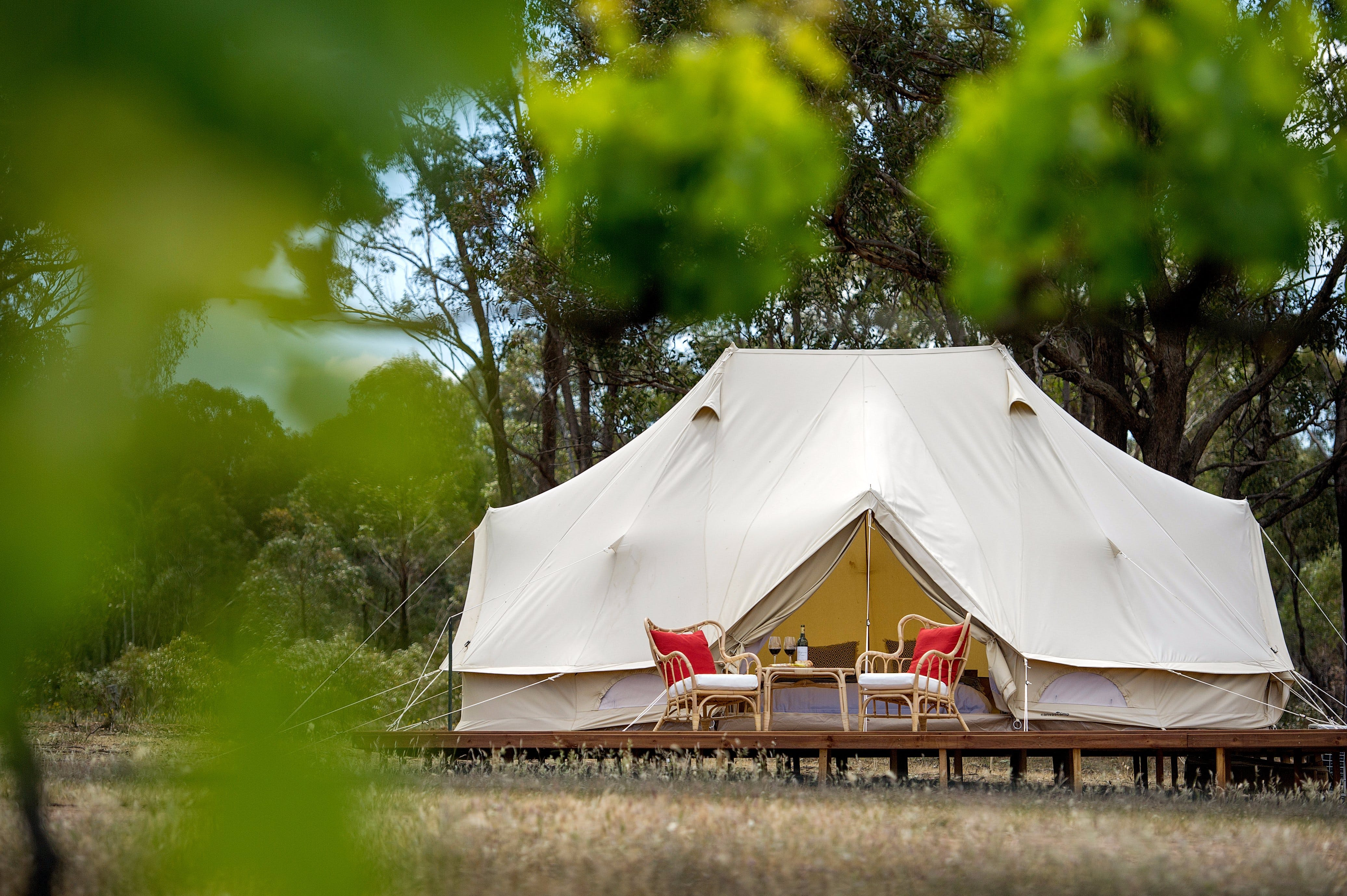 Balgownie Estate Winery Glamping  Accommodation - Accommodation Gold Coast