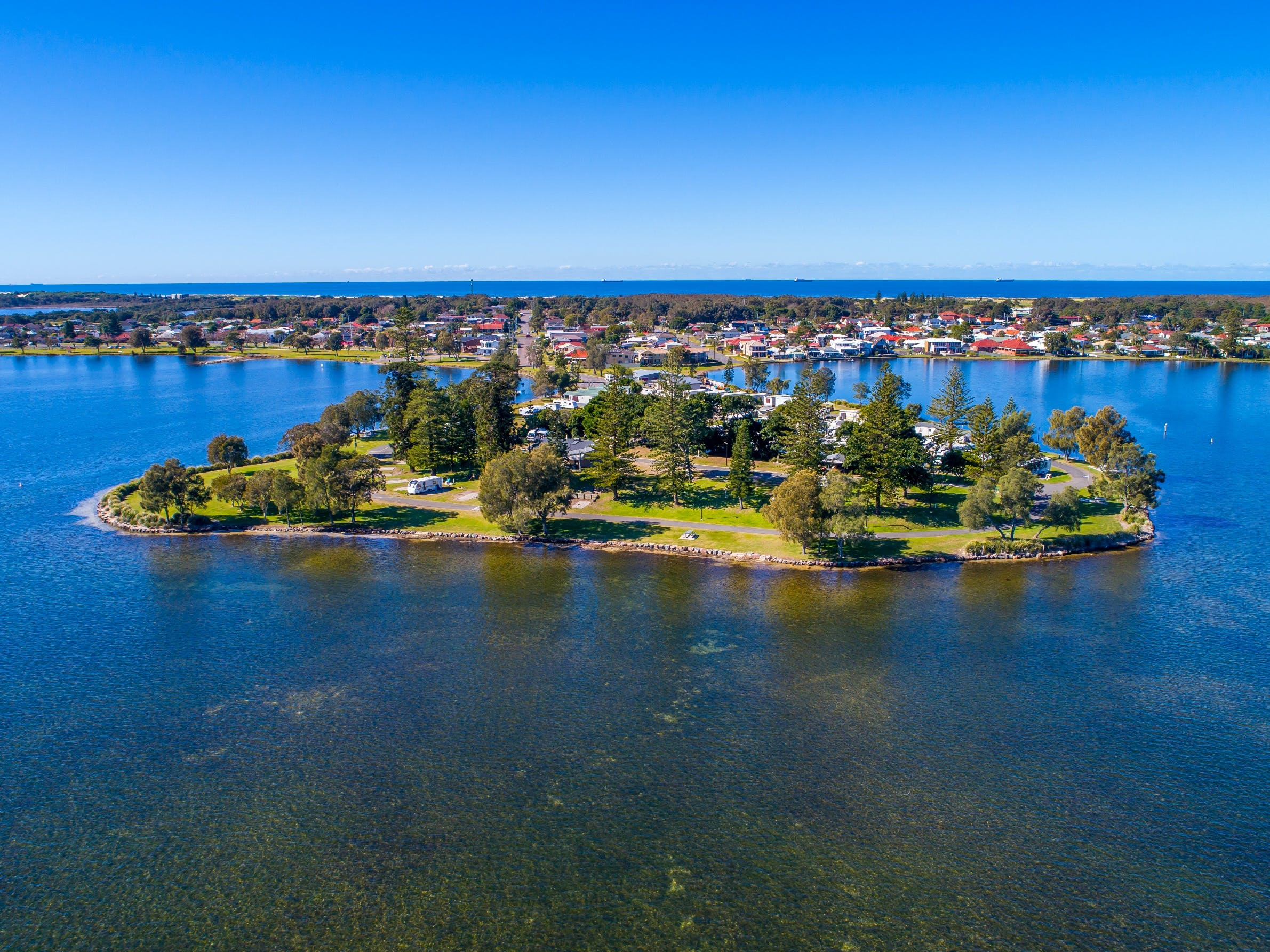 Belmont Lakeside Holiday Park - Accommodation Gold Coast