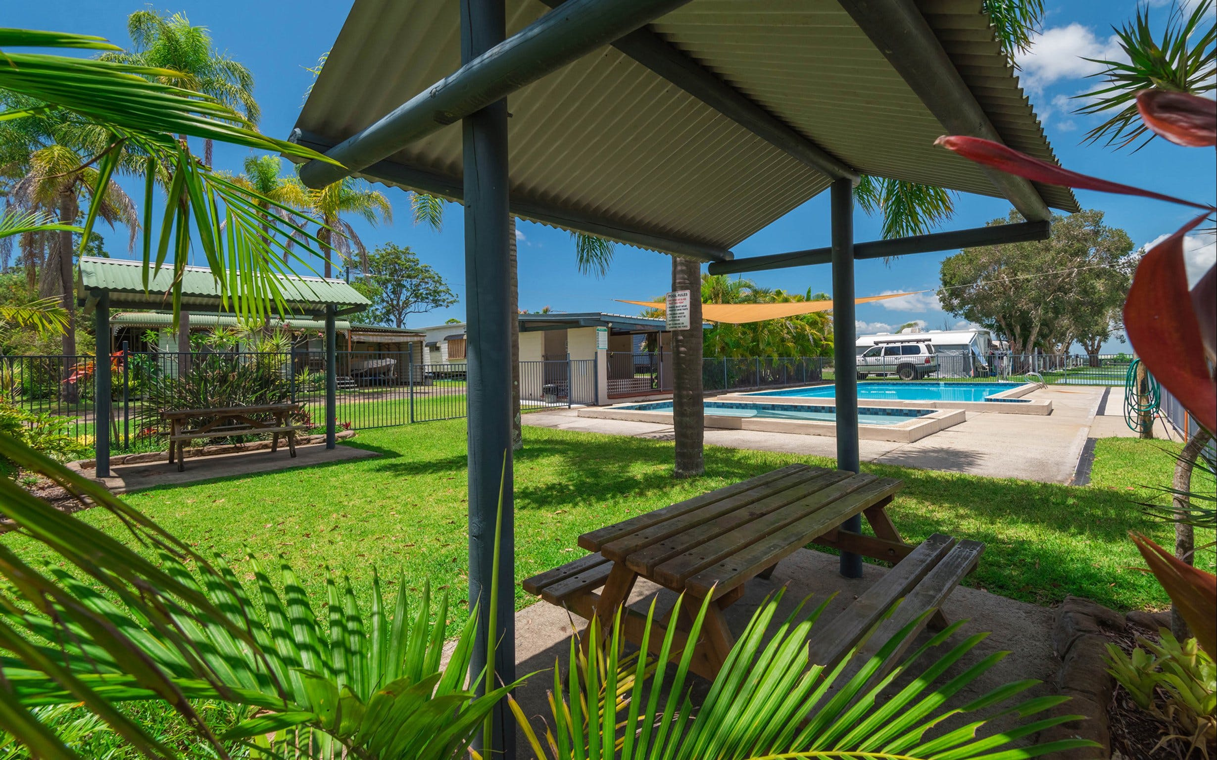 Bimbimbi Riverside Caravan Park - Accommodation Gold Coast