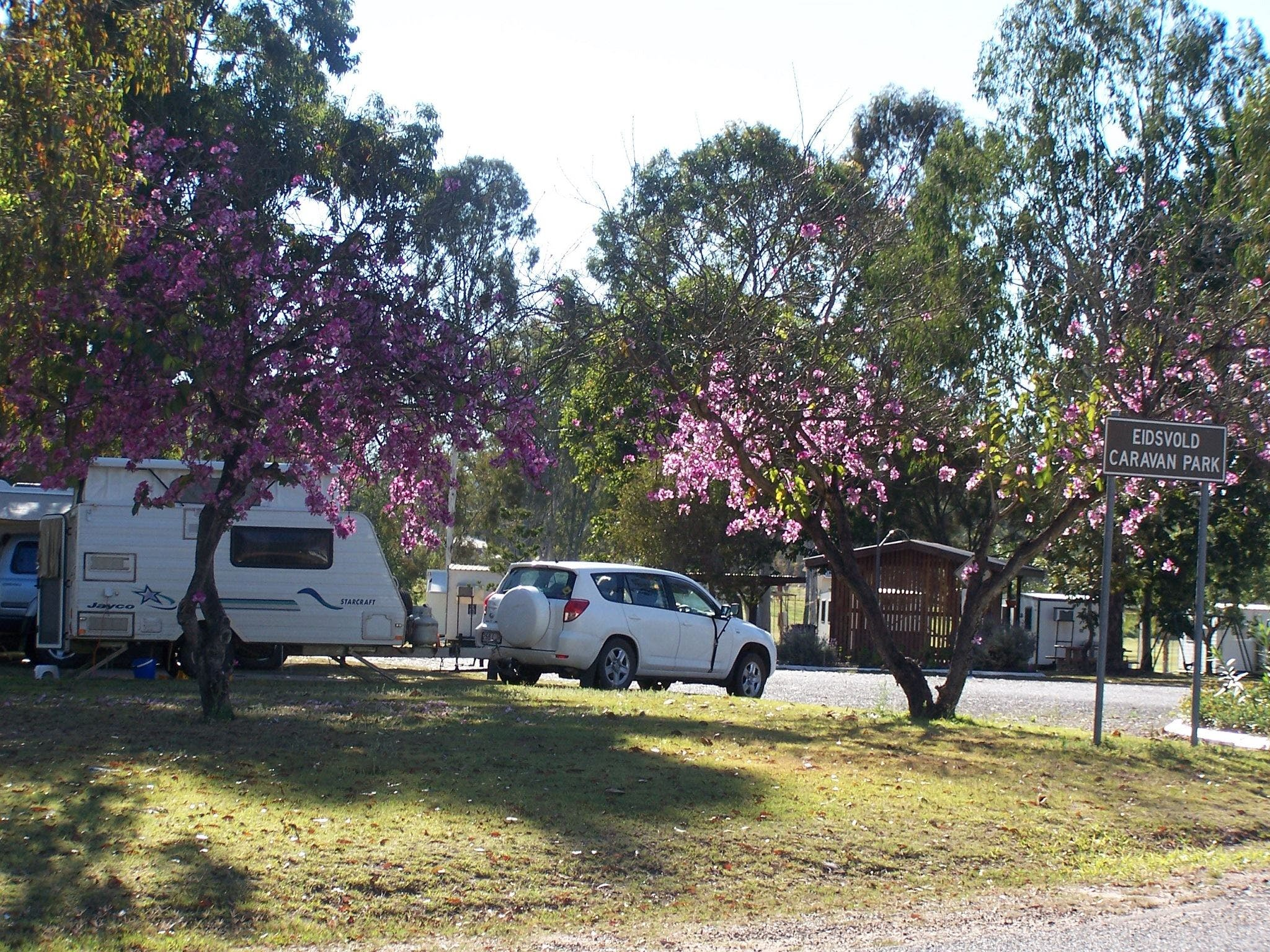 Eidsvold Caravan Park - Accommodation Gold Coast