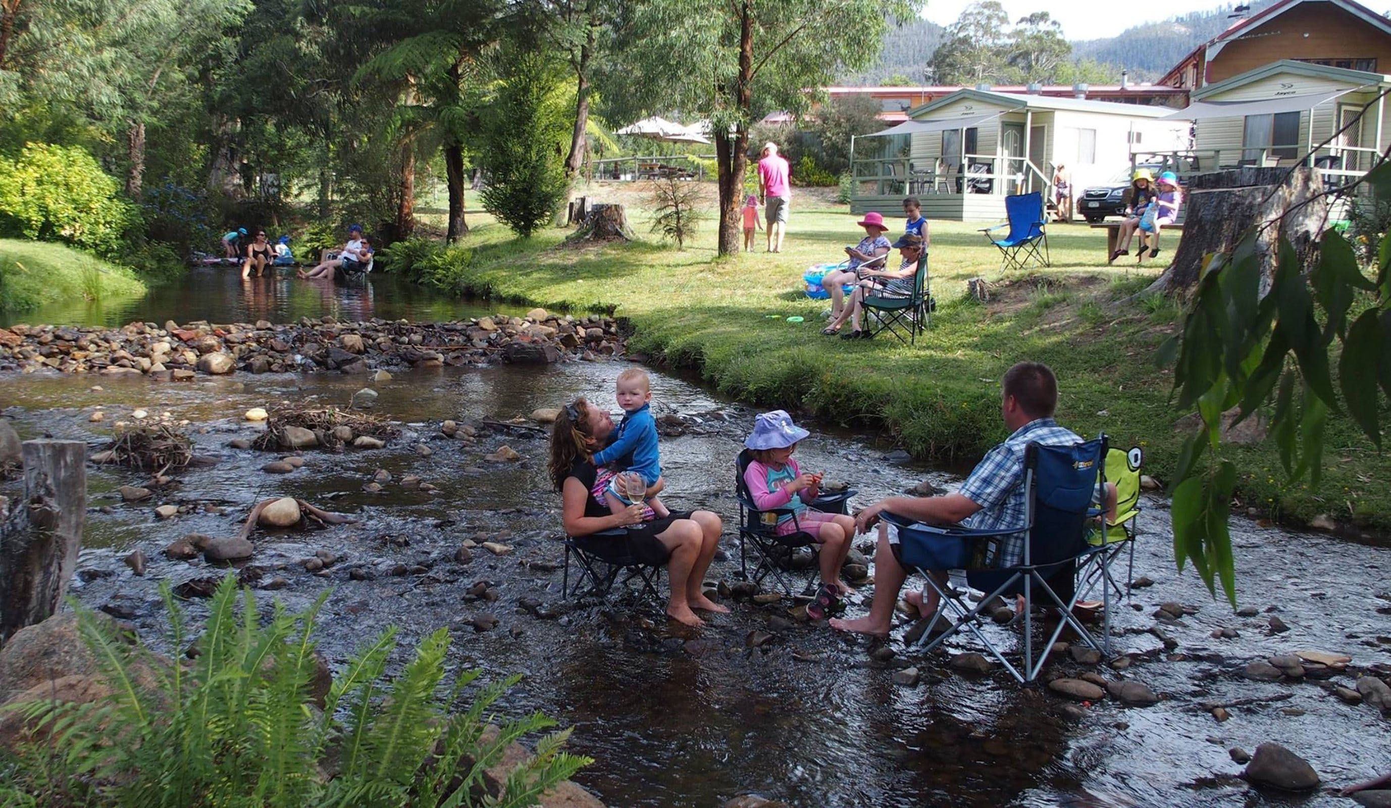 Marysville Caravan and Holiday Park - Accommodation Gold Coast