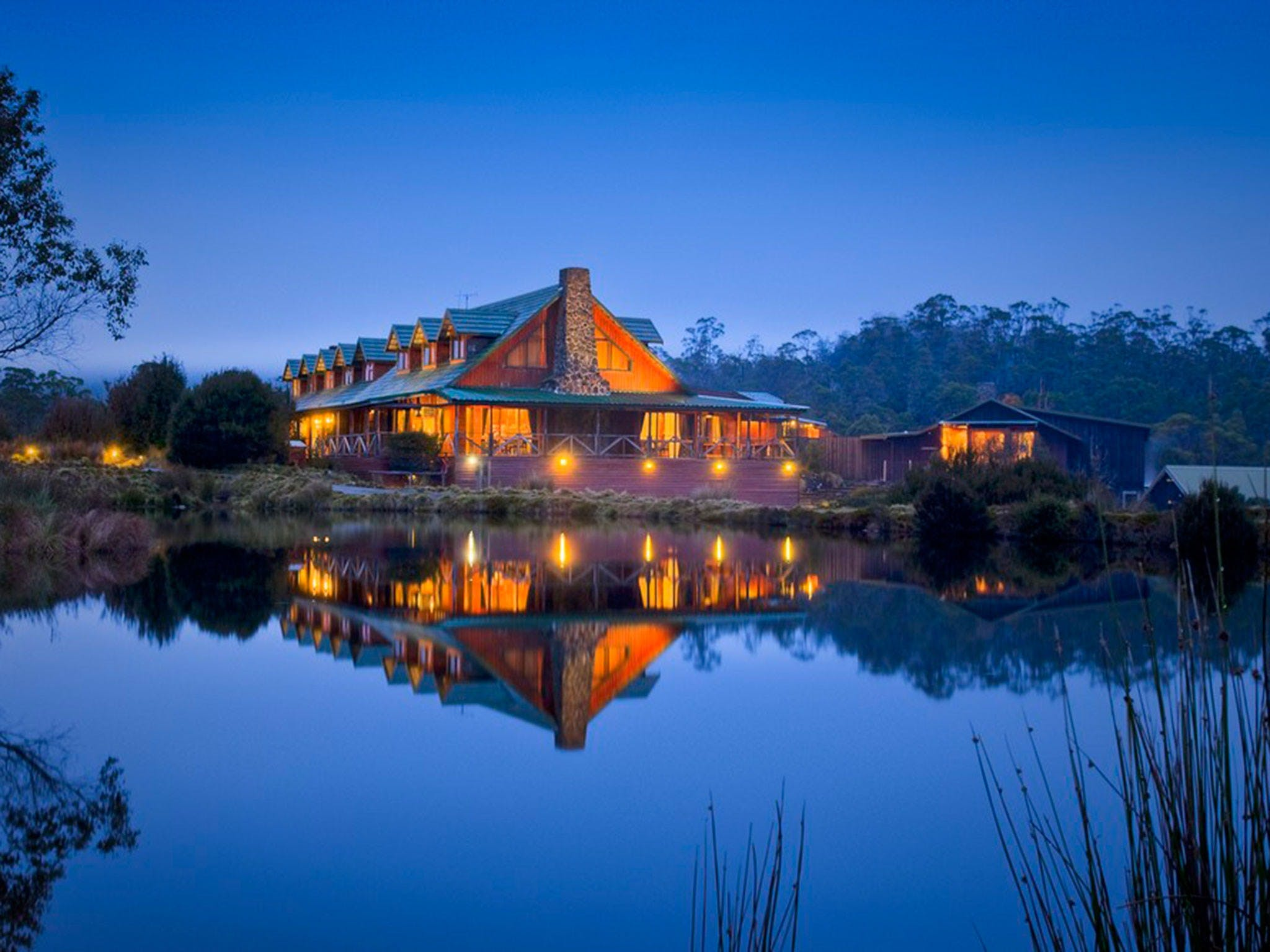 Peppers Cradle Mountain Lodge - Accommodation Gold Coast