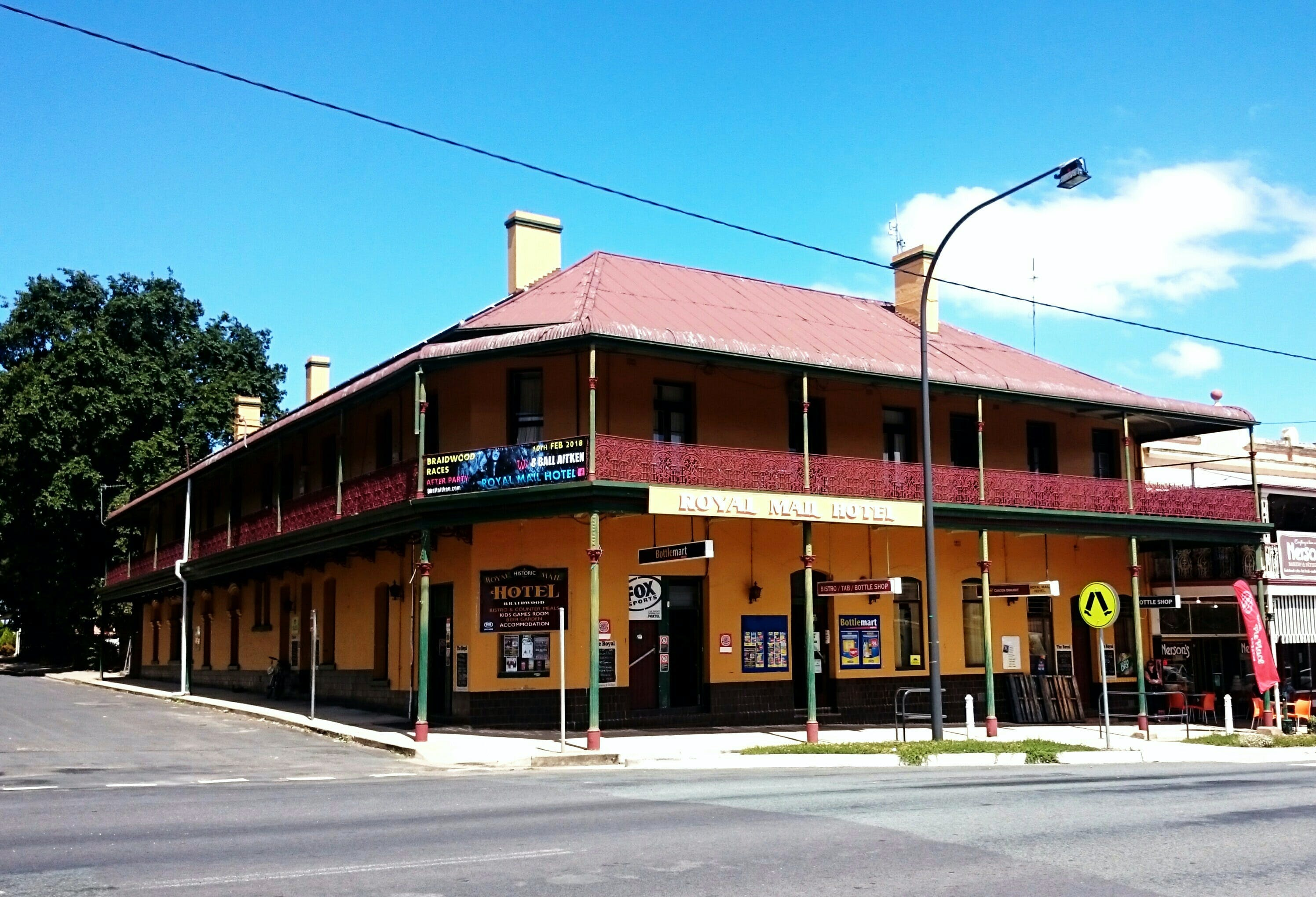 Royal Mail Hotel Braidwood - Accommodation Gold Coast