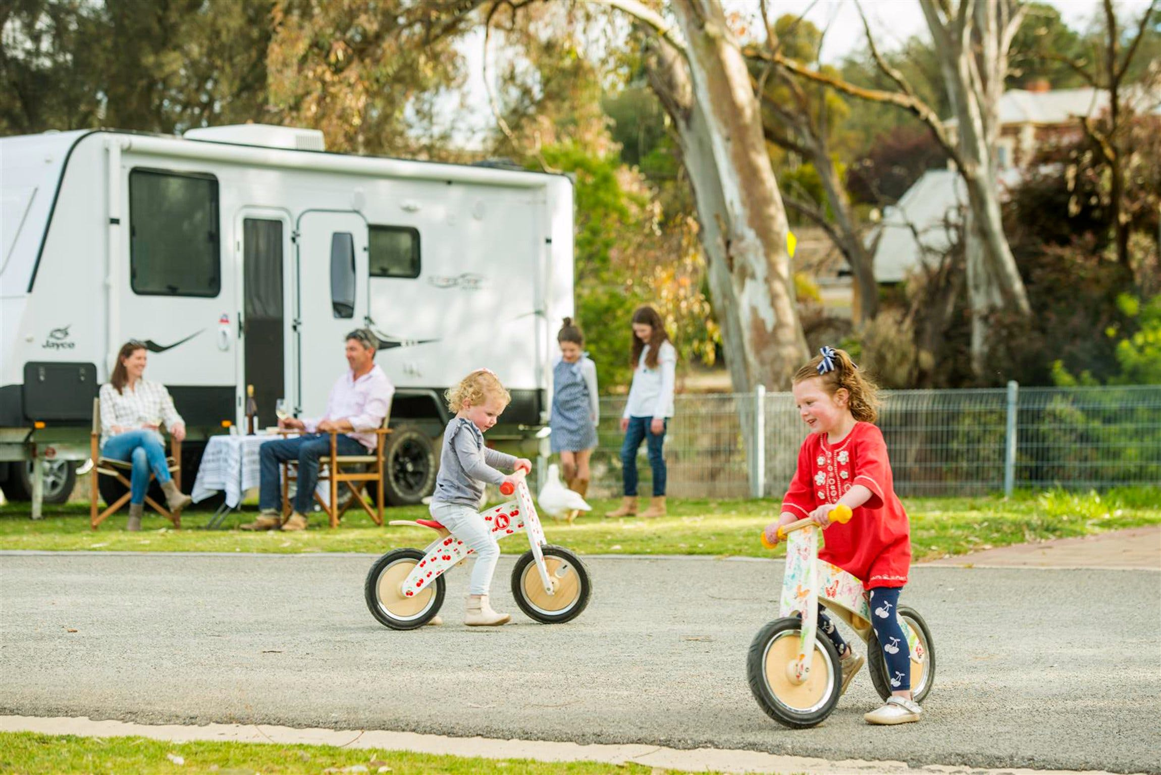 Burra Caravan and Camping Park - Accommodation Gold Coast
