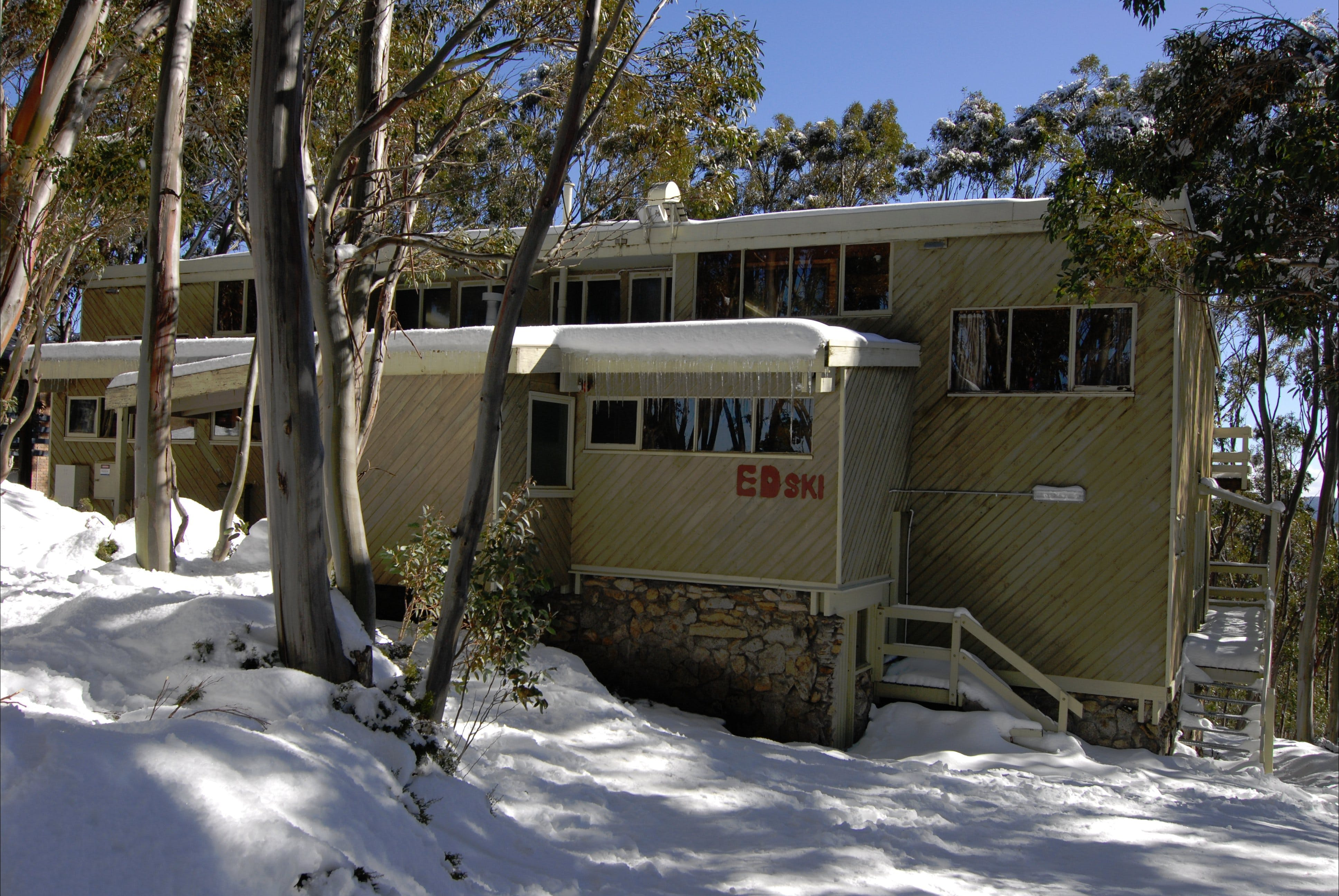 Edski Lodge - Accommodation Gold Coast