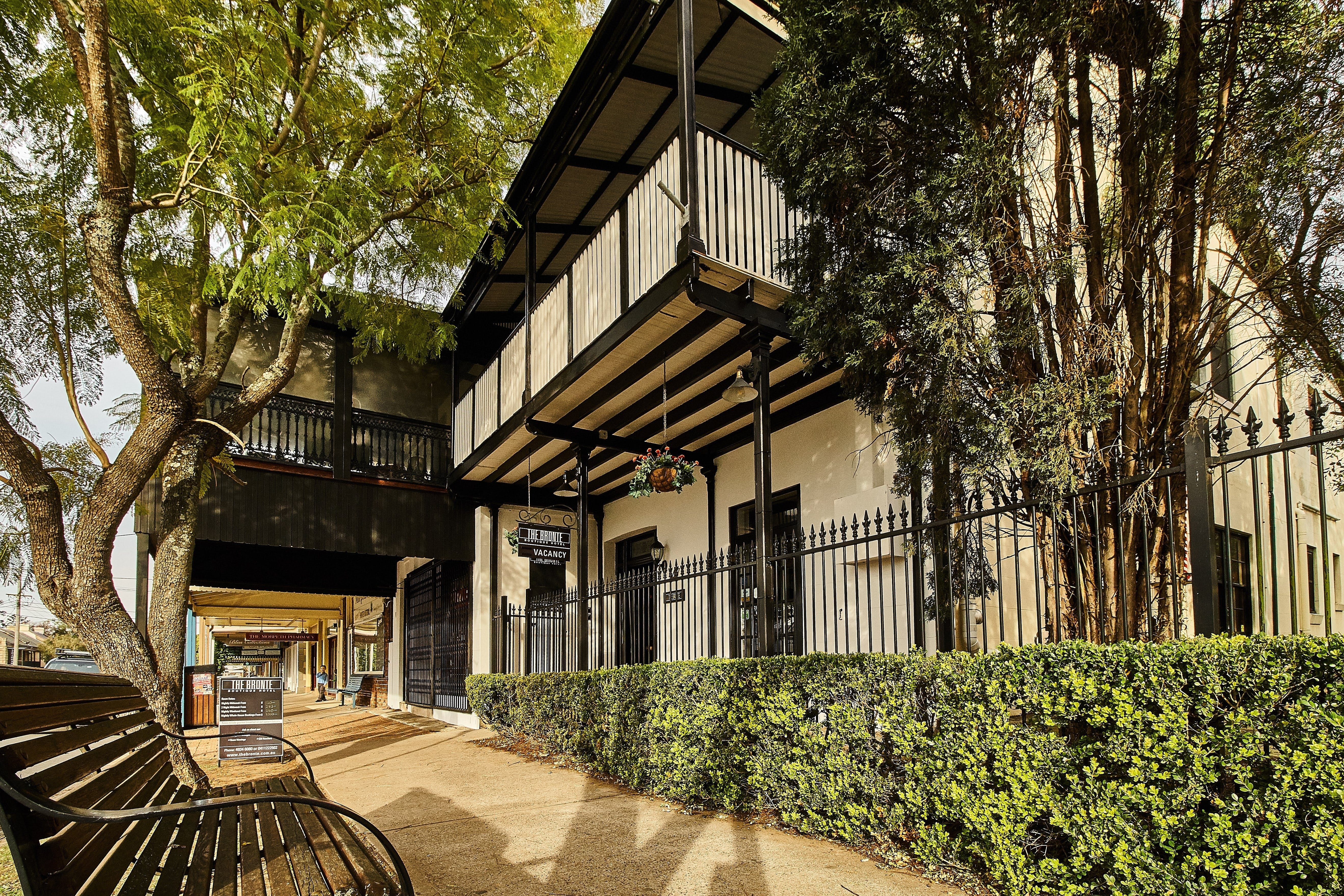 The Bronte Boutique Hotel - Accommodation Gold Coast