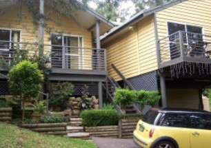 Ttwo Peaks Guesthouse - Accommodation Gold Coast